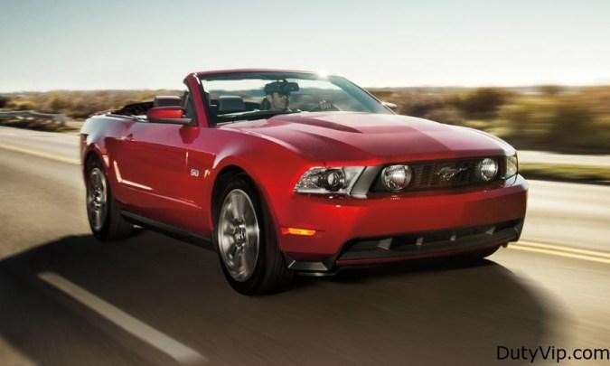 Mustang GT Premium Convertible