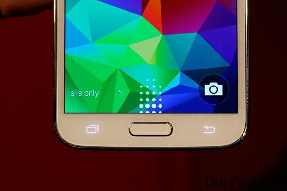 Sensor huella dactilar Samsung S5