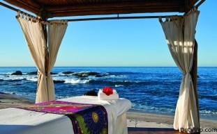 Spa en Esperanza Resort en Cabo San Lucas