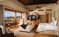 Habitación de lujo en Esperanza Resort en Cabo San Lucas