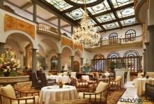 Restaurante en el St. Regis Florence