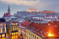 Navidad en Bratislava