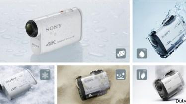 Action Cam X1000V 4K Sony