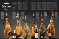 Cata comparativa para maridar los mejores Jamones Ibéricos de Bellota