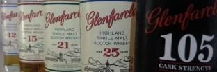 Glenfarclas 10 15 21 105