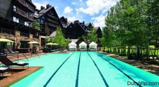 Ritz Carlton Bachelor's Gulch