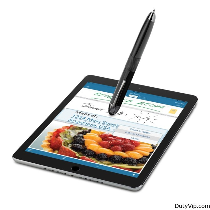 Bolígrafo Bluetooth inalámbrico Premium Livescribe