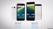 Precios de los nuevos telefonos de Google