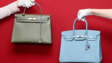 Cartera Hermès Birkin