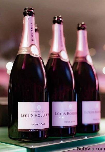 Champagne Cristal Rosé