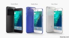 Google Pixel y Pixel XL
