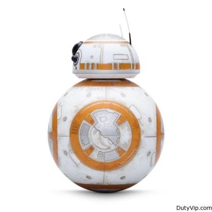 Droide Battle-Worn BB-8 con Force Band de Sphero
