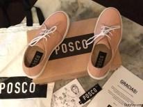 Zapatos Posco made in Argentina de mujer