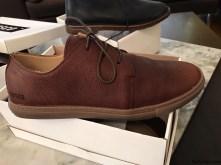 Zapatos color caramelo con suela marrón Posco