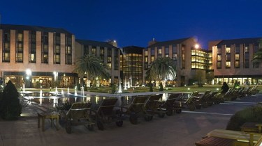 Sheraton Pilar Hotel & Convention Center.