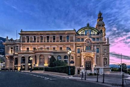 Hotel Casino Monte-Carlo
