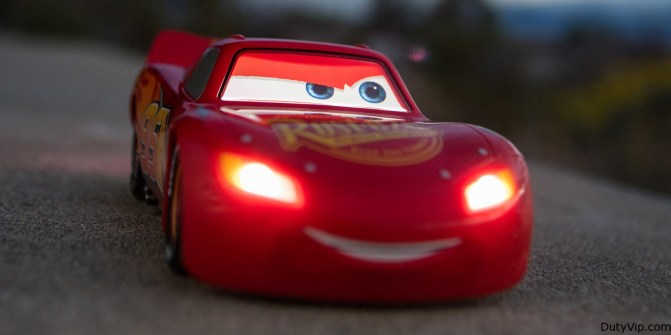 Ultimate Lightning McQueen