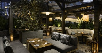 Restaurante Quinto La huella Miami