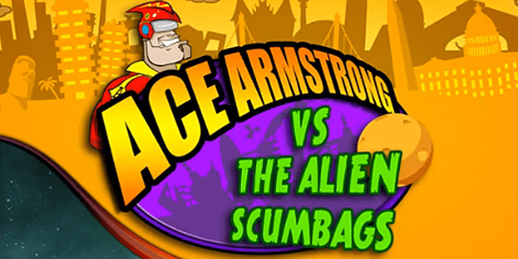 Ace Armstrong vs. The Alien Scumbags Review