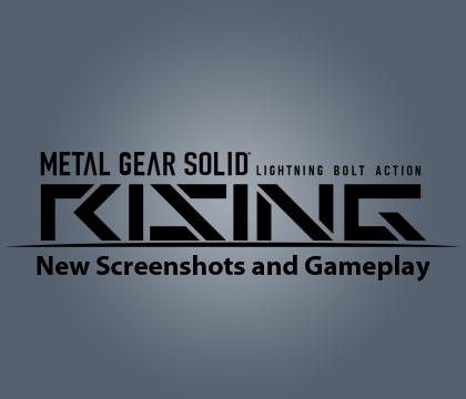 Metal Gear Rising Revengeance Gameplay Videos