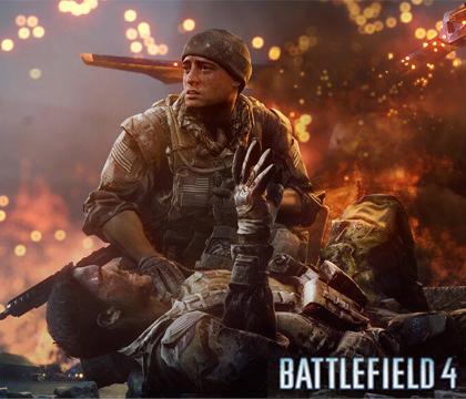 DICE Reveals Next Generation Battlefield 4
