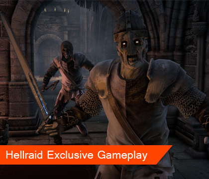 Feast Your Eyes On Hellraid Gameplay Trailer