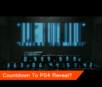 May 16th, The Reveal of The PS4 Console?