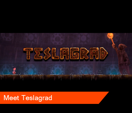 New magnetic sidescroller Teslagrad goes Greenlight