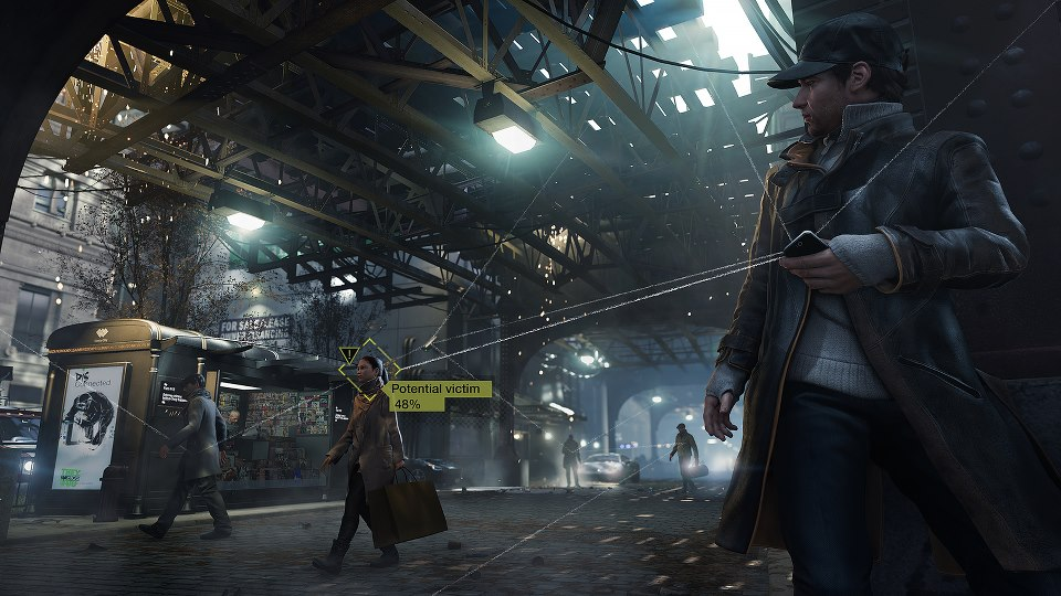 Watch Dogs' mad Digital Trip mini-games revealed