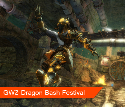 Guild Wars 2 The Dragon Bash Festival Overview