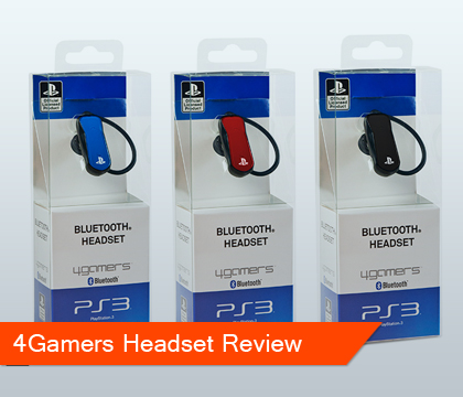 COMM-PLAY Bluetooth Headset CP-BT01 Review