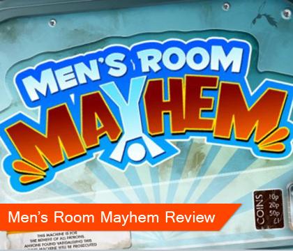 Men's Room Mayhem PS Vita Review