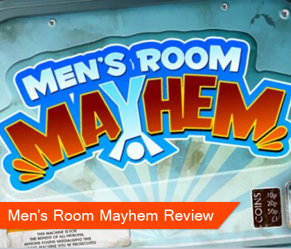 Men's Room Mayhem PS Vita Review