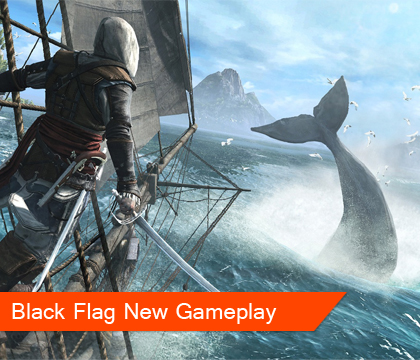 "Assassin's Creed IV Black Flag ""Horizon Walkthrough"" Trailer"
