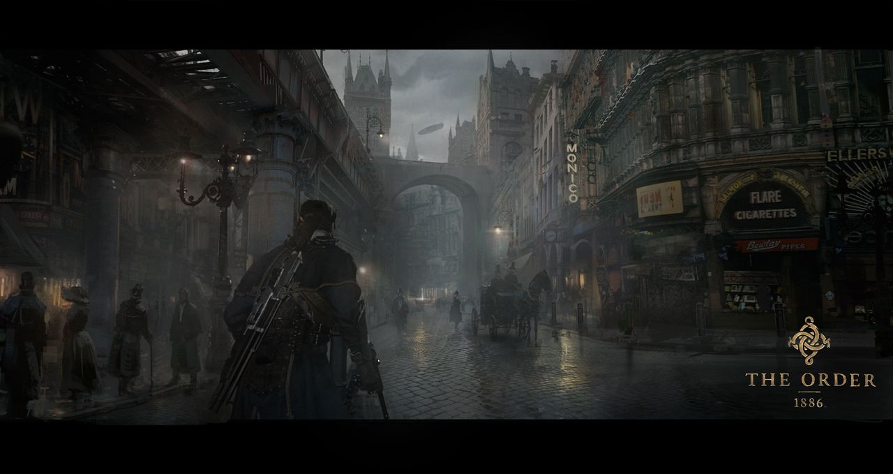 Three New The Order 1886 Screenshots Released