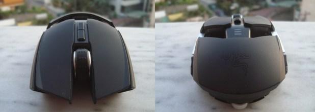 Razer Ouroboros Front and Back
