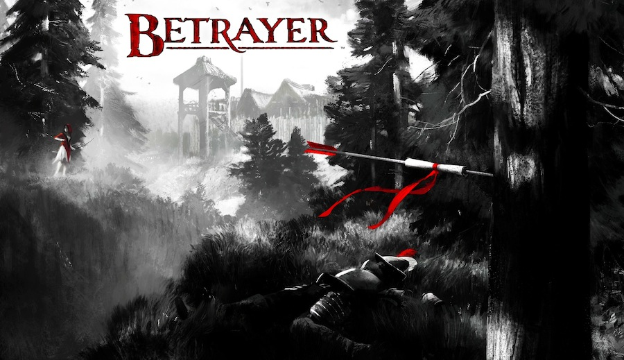 Action Adventure Game, Betrayer Announced