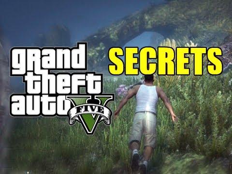 GTAV Secrets Pt.4