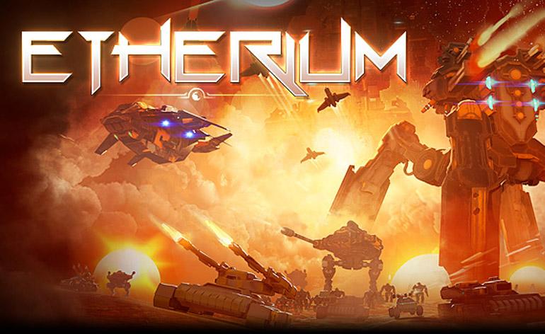 Etherium: War begins in video