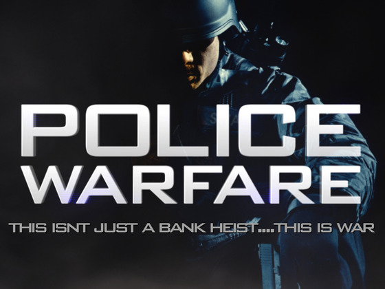 Battlefield Hardline was once Police Warfare