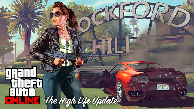 The High Life Update for GTA Online Is Now Available