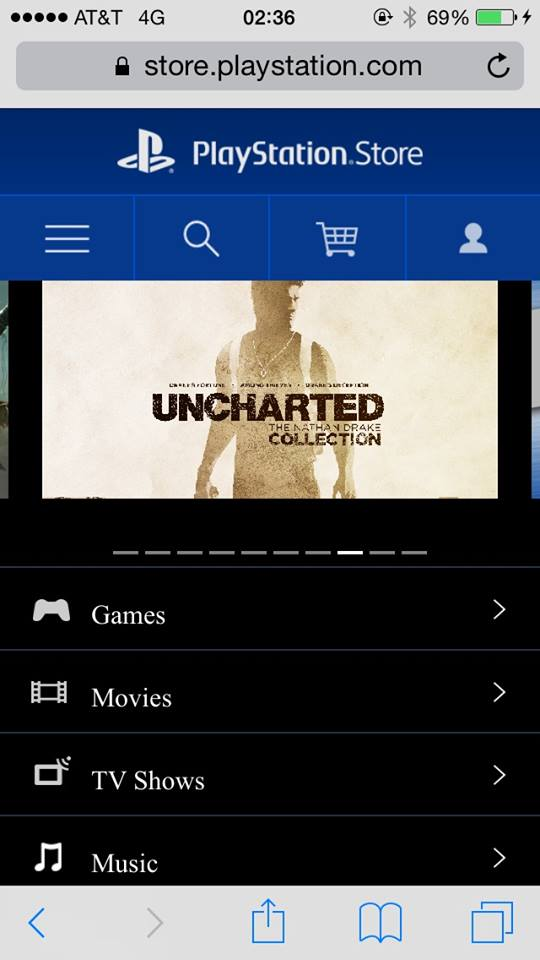 Uncharted: The Nathan Drake Collection Springs Up On The PlayStation Store – IGN