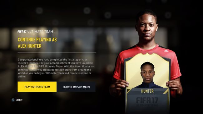 FIFA 17: How long is The Journey Take? What Rewards In Story Mode?
