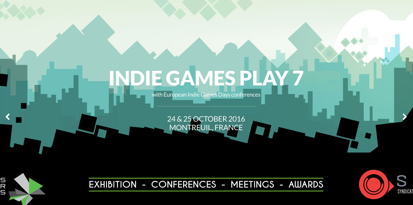 INDIE GAMES PLAY 7 unveils its games selection