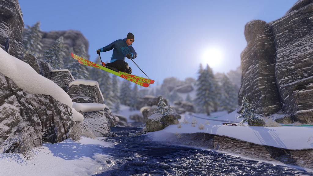 Open World Winter Sports Game SNOW Lands in Early Access Beta on PS4