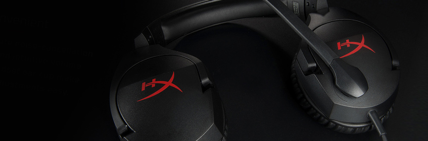HyperX Ships New Stinger Headset for Under $50
