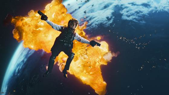 """Call of Duty: Infinite Warfare Live Action Trailer – """"Screw It, Let's Go To Space"""""""