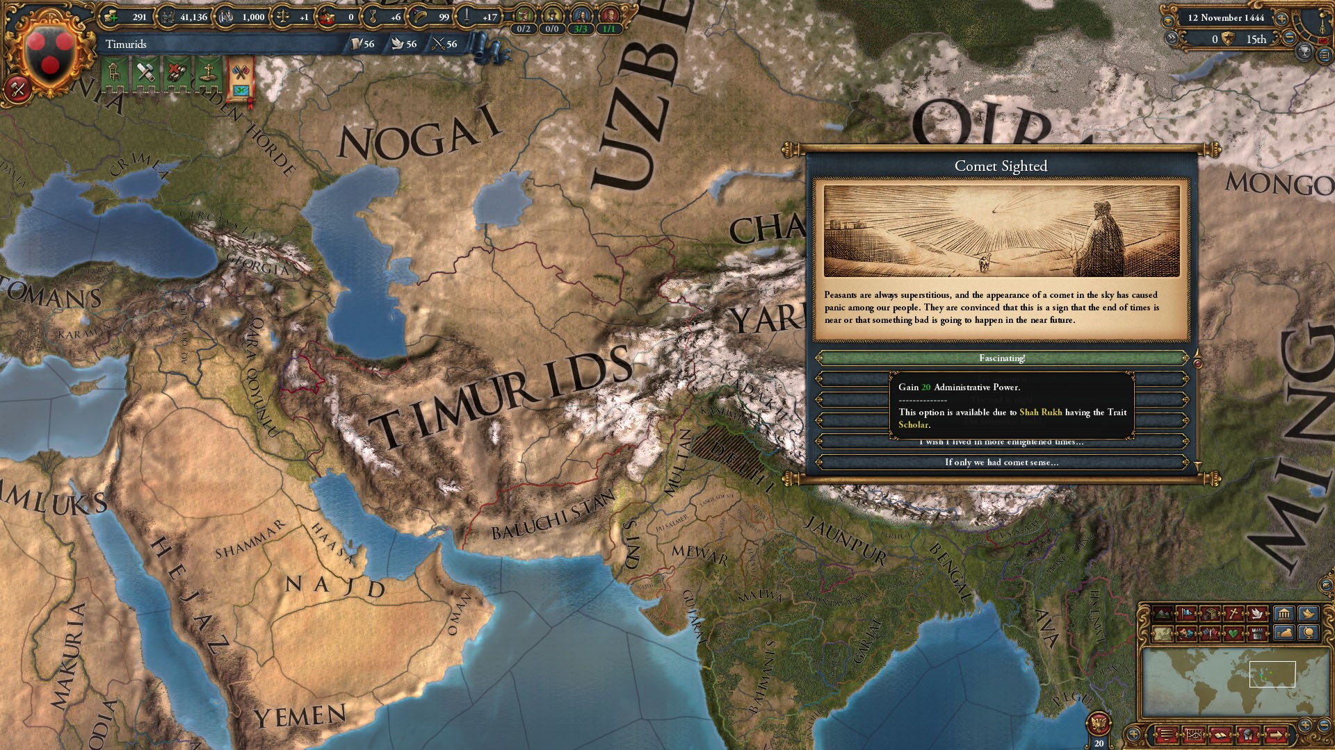 Free Your Mind Today With Europa Universalis IV: Rights of Man