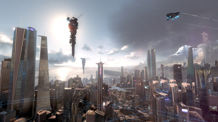Killzone Shadow Fall Architecture
