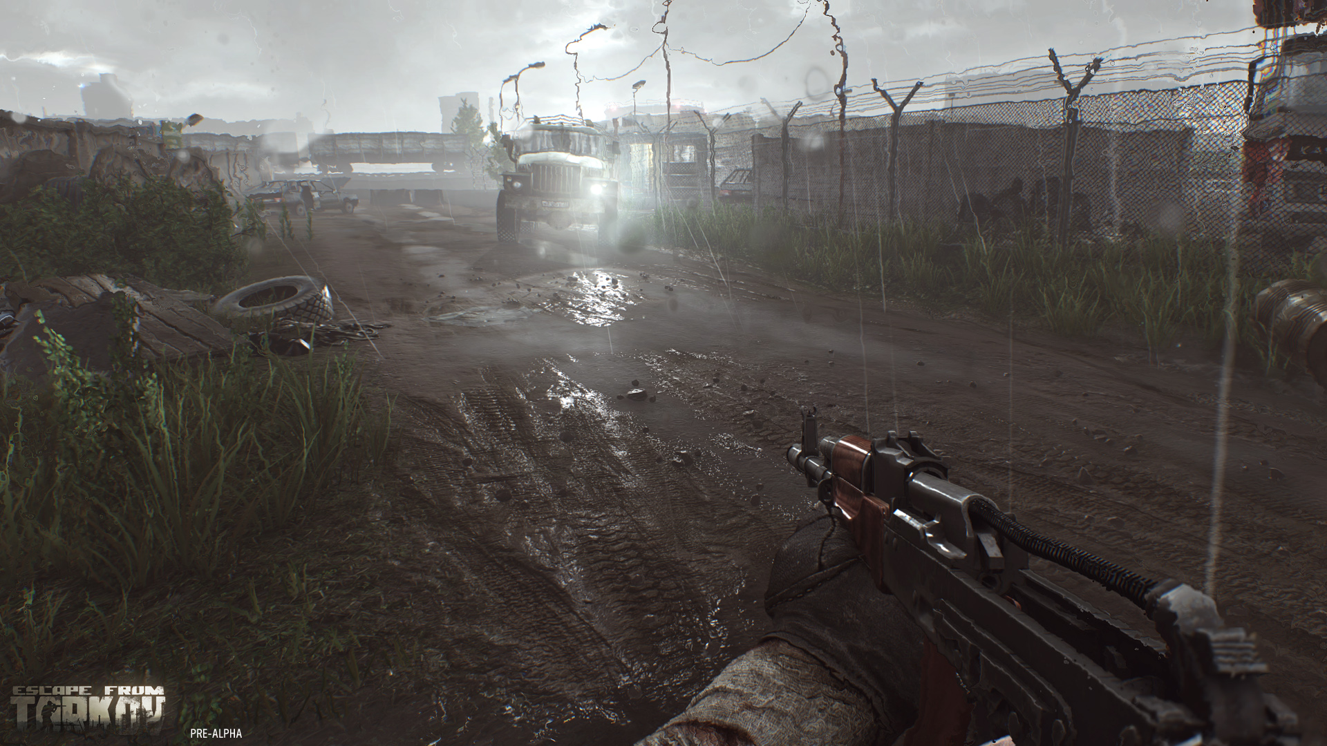 Escape From Tarkov Gets Bigger With Expanded Checkpoint Map